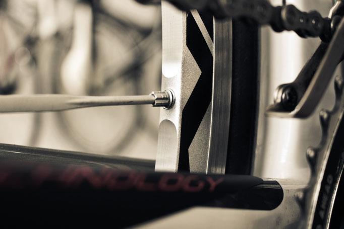 Pilgrimm Racebike-Shop in Münster: Rennräder, Mountain Bikes / MTBs, Triathlonräder ... ein Blick ins Ladengeschäft!