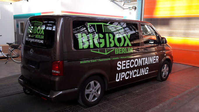 Big Box Berlin (VW TRANSPORTER)