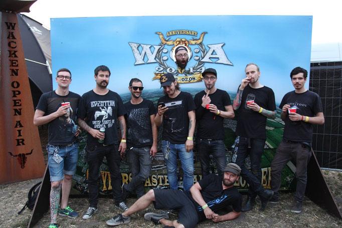Wacken-Crew