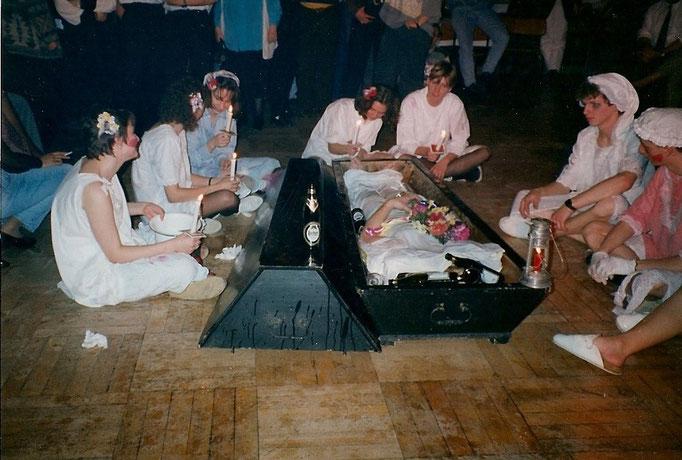 Kirmesgesellschaft 1994/ Archiv Crawinkler- Runde