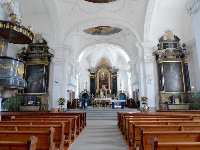 Kirche St. Vinzenz