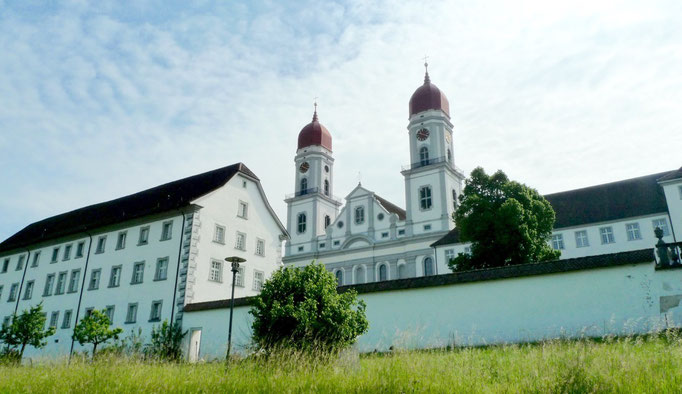 Ehemaliges Kloster St. Urban, heute Psychiatrische Klinik