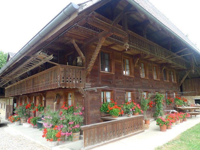 Sehr schönes altes Haus