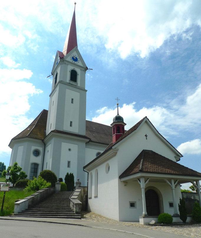 Kirche St. Vinzenz mit Antoniuskapelle