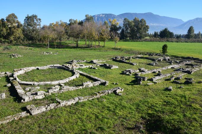 Panoramica del Santuario di SANCTA VENERE - 2016