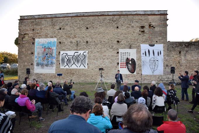 """Inaugurazione """"SANCTA VENERA"""" - Paestum - 2016"""