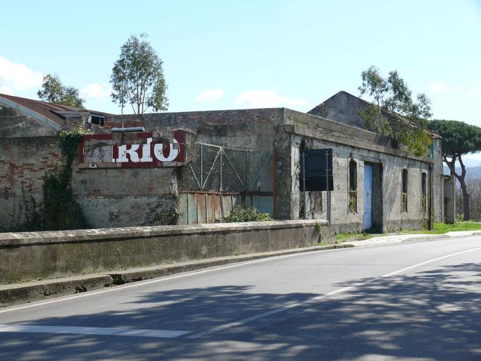 EX Fabbrica CIRIO - ingresso esterno -2016