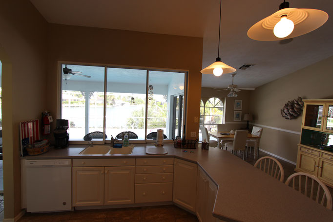 Marco Island Vacation Home kitchen