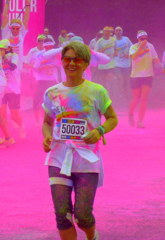 ColorRun Dortmund August 2013