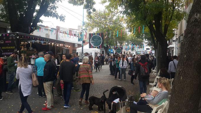 Feria Comer y leer