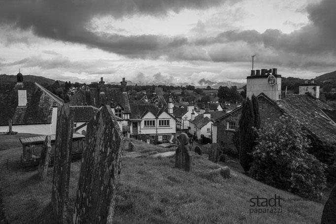 Hawkshead Cumbria (UK), 2019