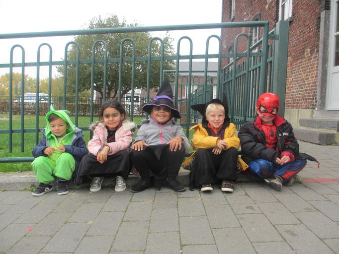 Les élèves de Madame Flore