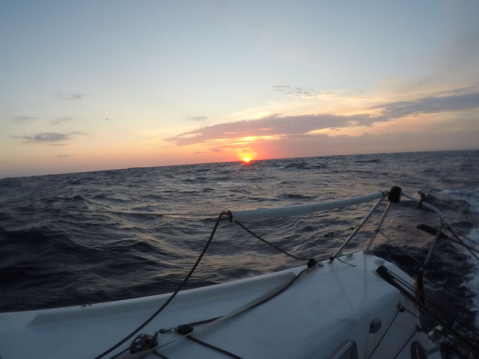 Sonnenuntergang I.