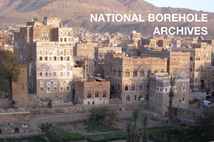 National borehole archives