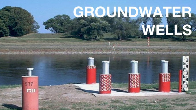 Groundwater wells