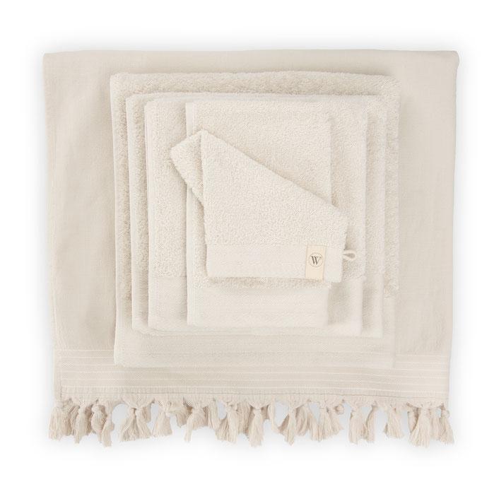 Walra handdoeken grijs