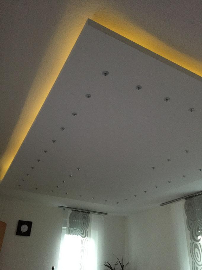Modernisierungen - Räume neu gestalten - Trockenbau Qeska