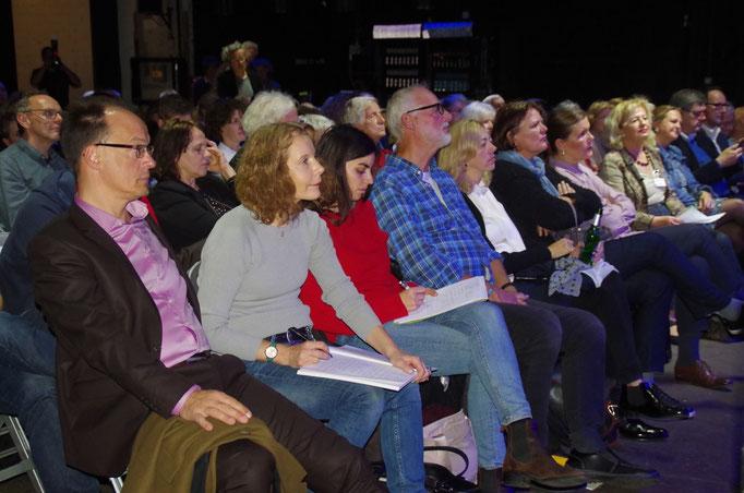Blick ins Publikum, Foto: Günther von der Kammer