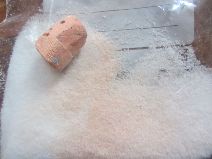 Pomarańczowa sól