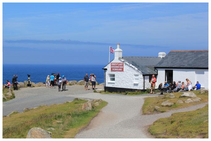 Auf den Klippen am westlichsten Punkt des britischen Festlands gelegen, ist dies das erste oder letzte Haus, je nachdem, ob Sie England betreten oder verlassen!