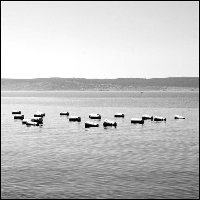 Côte Dalmate, Croatie.