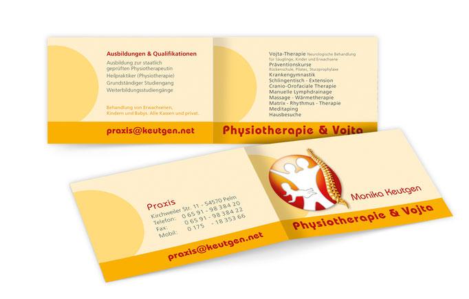 Visitenkarte-Keutgen-Physiotherapie-design-grafik-thielen