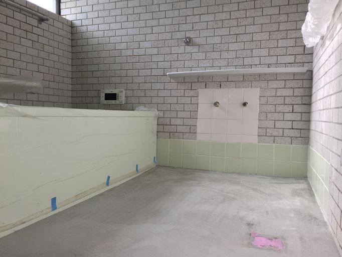 在来浴室 リフォーム 浴槽 交換