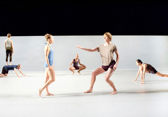 Batsheva Dance Company, SADEH 21 - Kampnagel