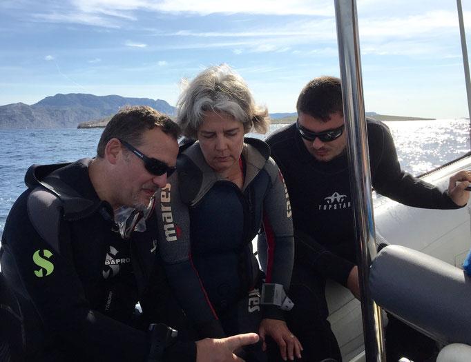 Didier, Sophie et Nicolas Mathelier