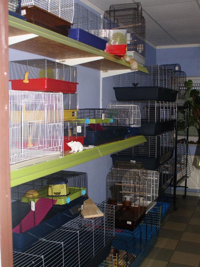 Vogel Nagerkäfige Zoo Kellner 2