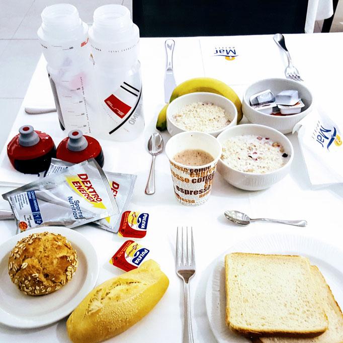 2017, Frühstück am Renntag