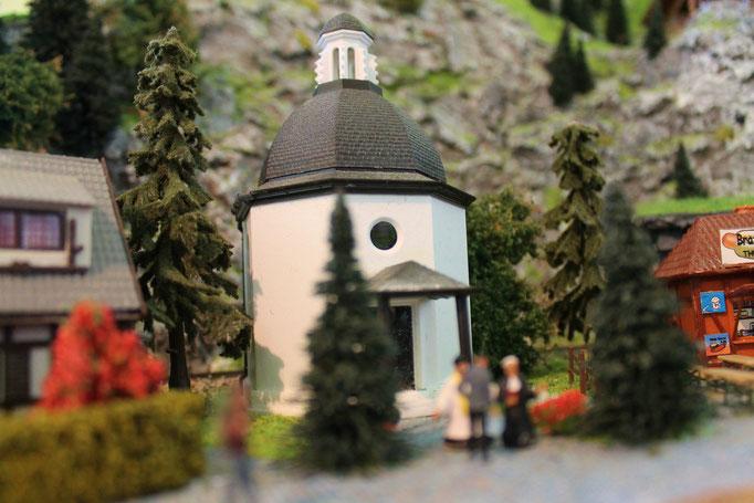 Die Stille-Nacht-Kapelle, ein echter Besuchermagnet