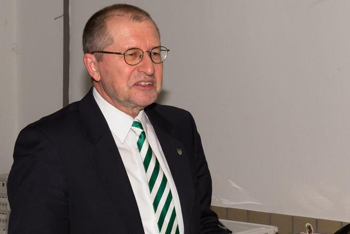 Oberbürgermeister Dr. Gerhard Ecker