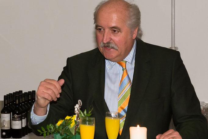 BRK-Kreisvorsitzender Franz-Peter Seidl