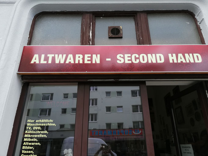Second händ Wien