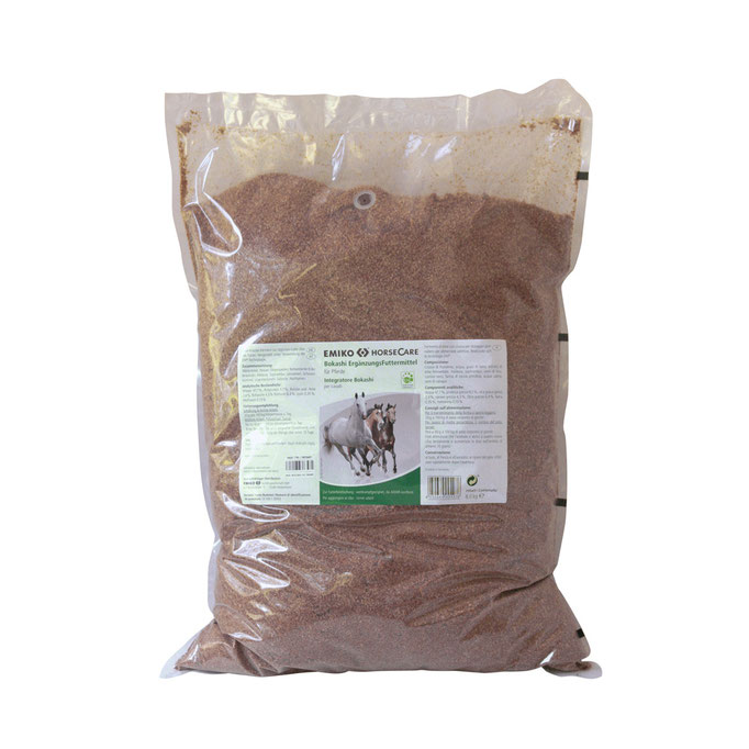 EMIKO® HorseCare Bokashi 8,0 kg