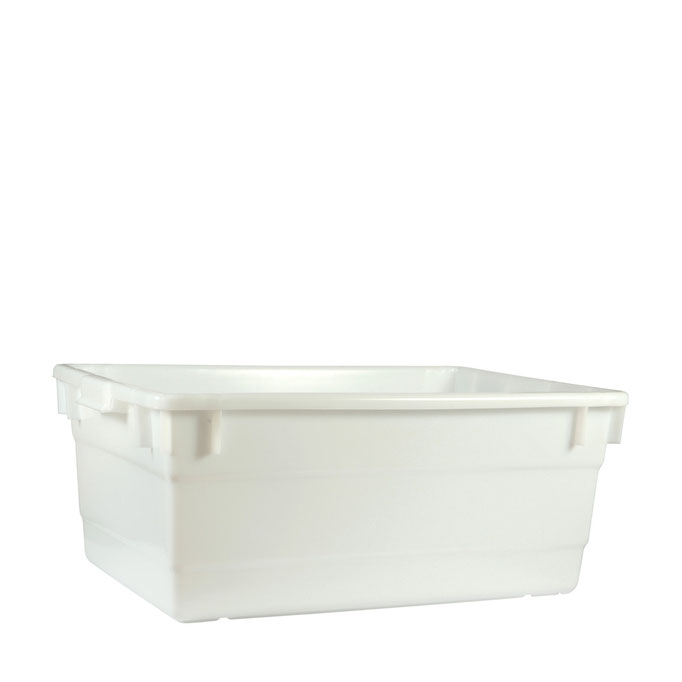EMIKO® HorseCare Tränkebottich eckig, 90 Liter Füllinhalt