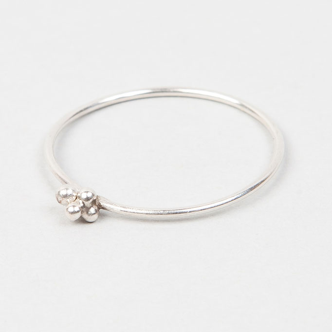 tiphine. Ring Anni (silber)