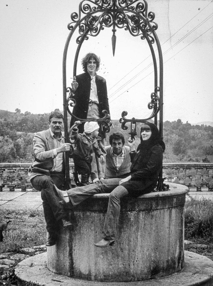 Ipplis 1978 HC Artmann, Burgis Paier, Simon, Pino, Caroline