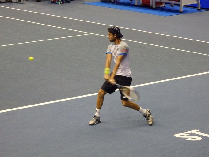 Жоао Соуза - второй полуфиналист турнира St. Petersburg Open 2015