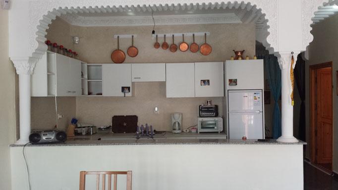 maison et cuisine
