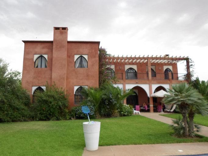 villa et jardin
