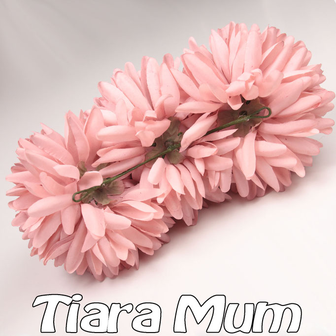 Tiara Flor Flamenca modelo MUM