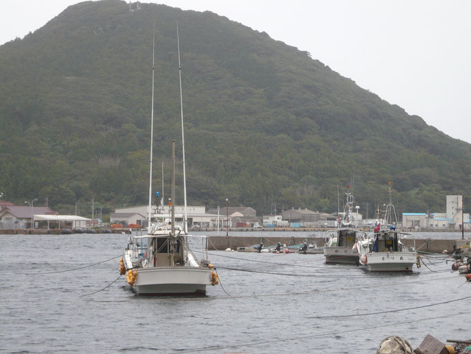 台風24号 10月8日曇り 雨今夜半通過予定