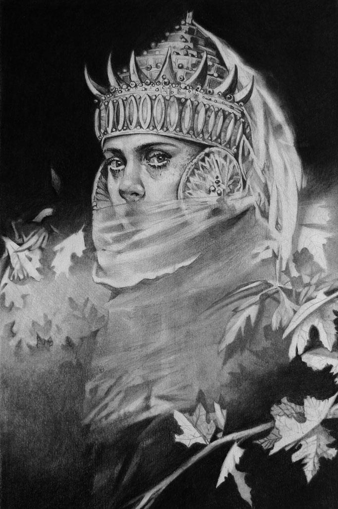 """""""Veiled queen"""""""