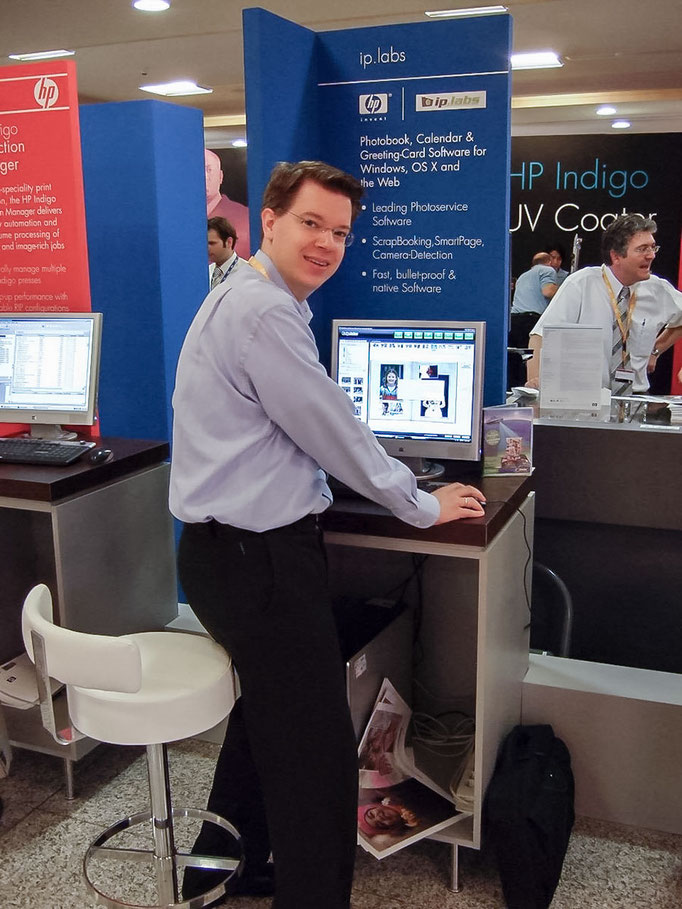 Trade show IP Labs