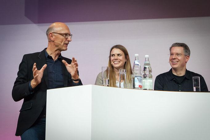 Die Lange Nacht der Startups mit Tim Höttges