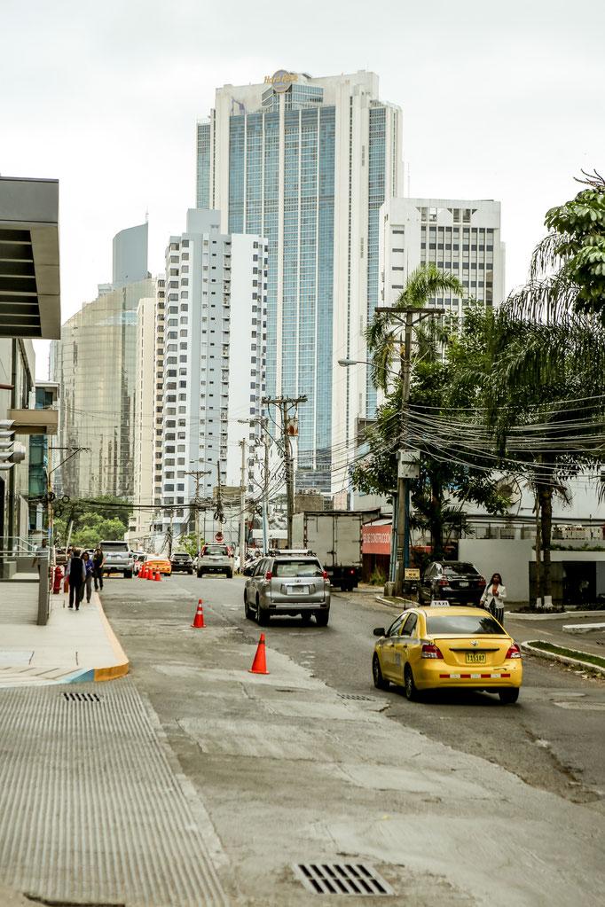 Streets of Panamà