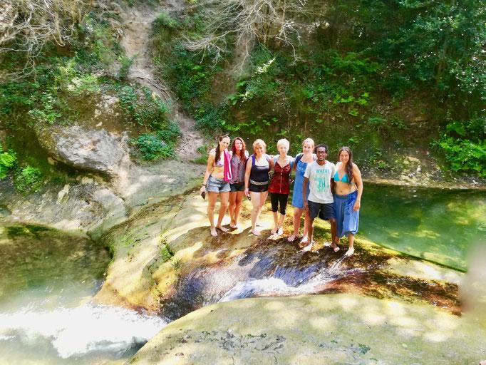 Voyage initiatique du féminin sacré, Bugarach