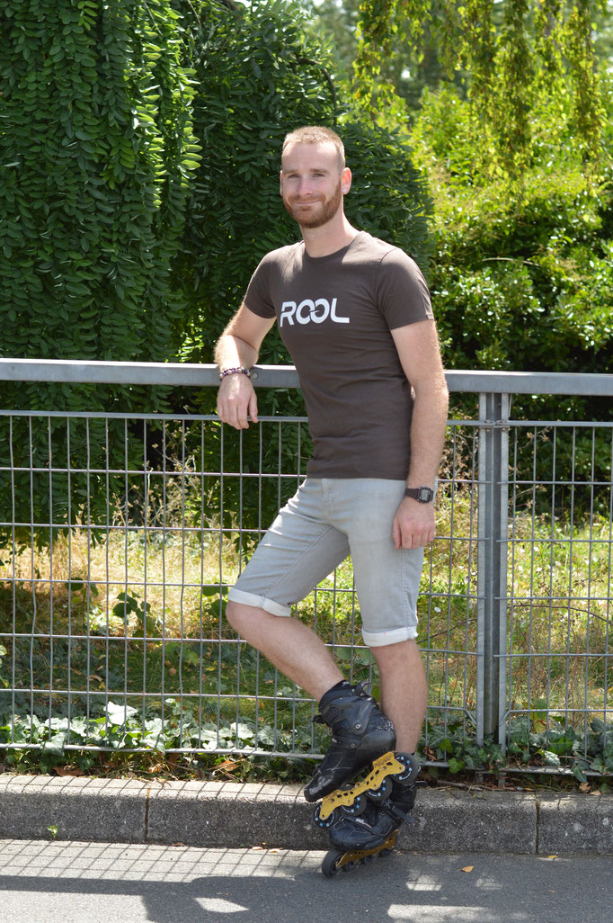 Rool - Gwennaël Brault - Prof Roller La Rochelle